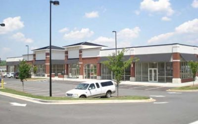 Allen Tate Realty Signs 5-Year Lease